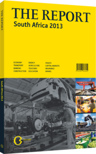 Cover of The Report: South Africa 2013