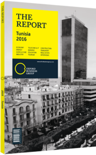 Cover of The Report: Tunisia 2016