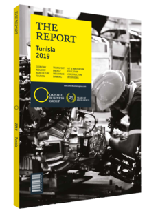 Cover of The Report: Tunisia 2019