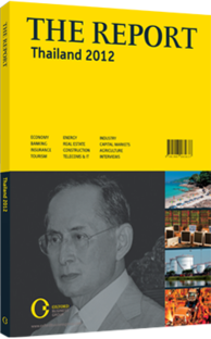 Cover of The Report: Thailand 2012